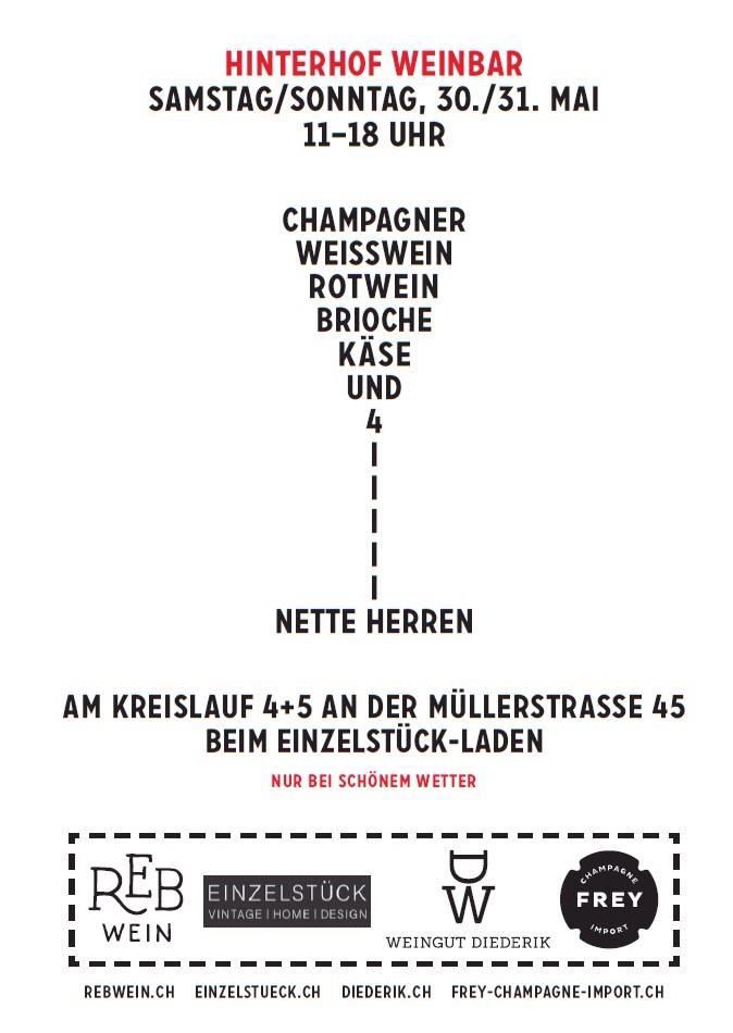 Hinterhof Weinbar