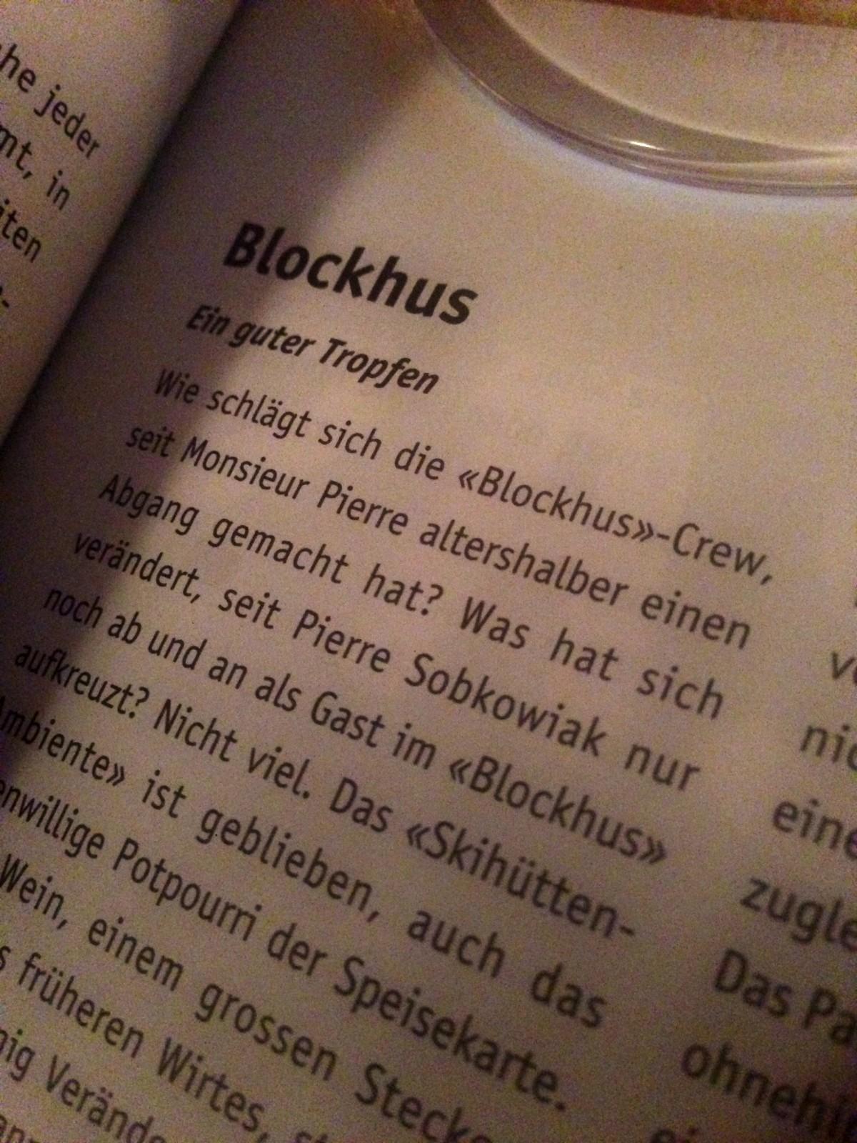 Blockhus