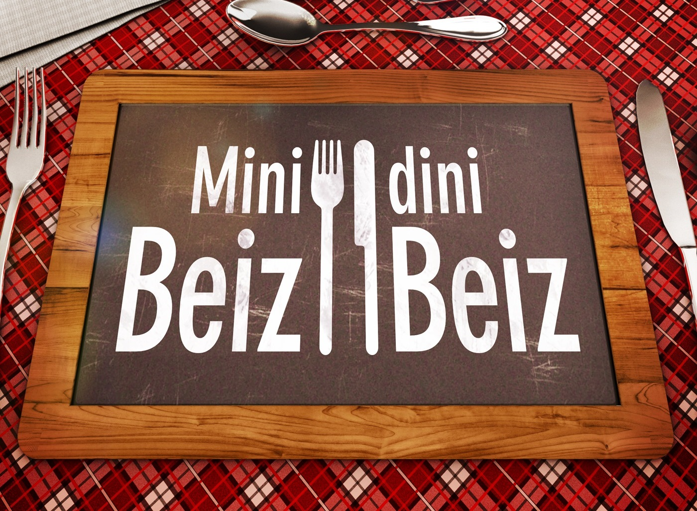 Mini Beiz Dini Beiz Cuvée blanche