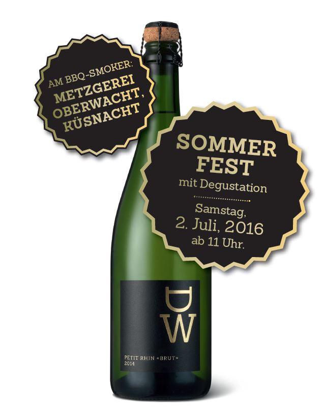 Sommerfest Weingut Diederik 2 Juli 2016