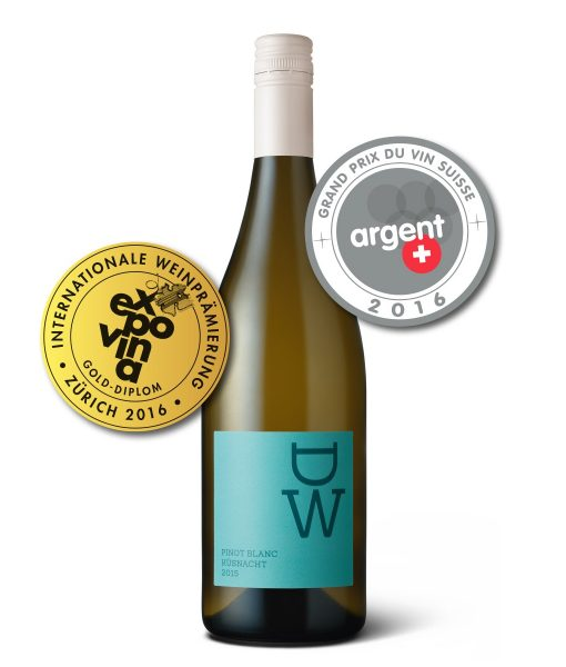 Pinot blanc Gold Expovina Silber Vinea