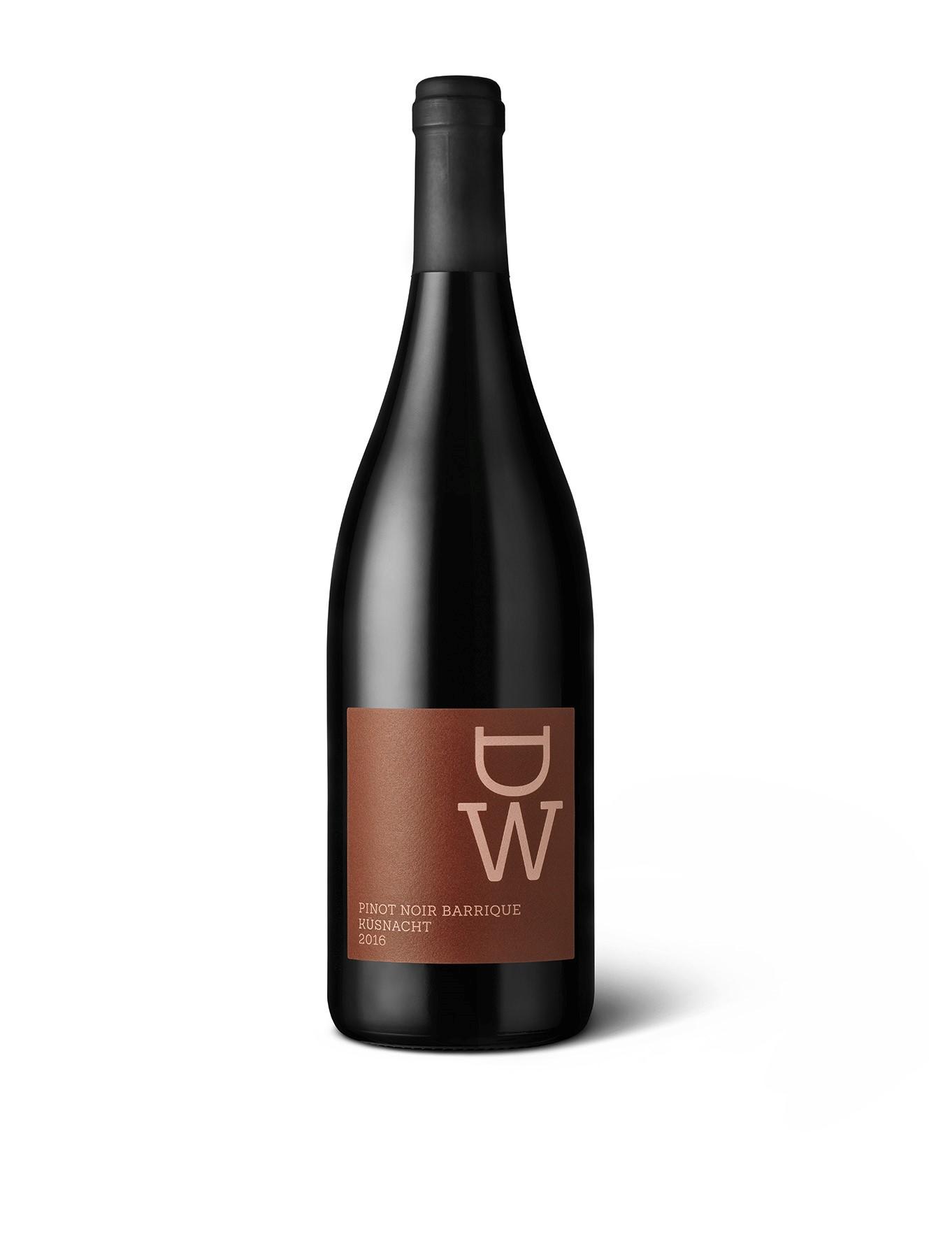 DW Pinot noir Barrique Küsnacht Zürichsee
