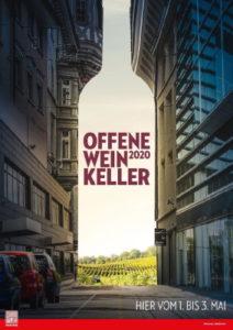 Offene Weinkeller 2020 1. Mai und 2. Mai und 3. Mai